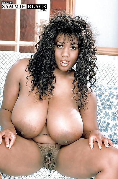 Ebony mom Sammie Black..