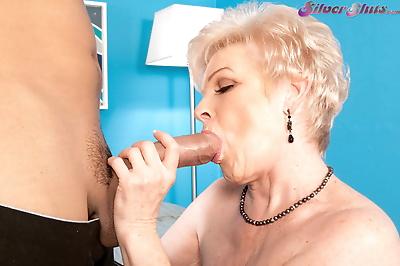 Grandmother Jewel gets..
