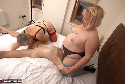 Fat nan Lexie Cummings and..