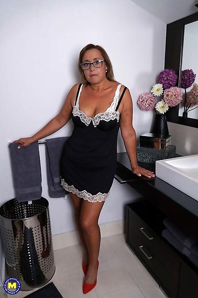 Spanish housewife Conchita..