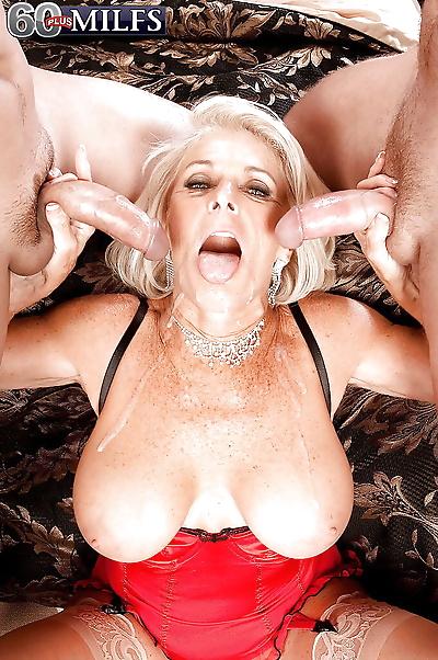 Hot granny Georgette Parks..