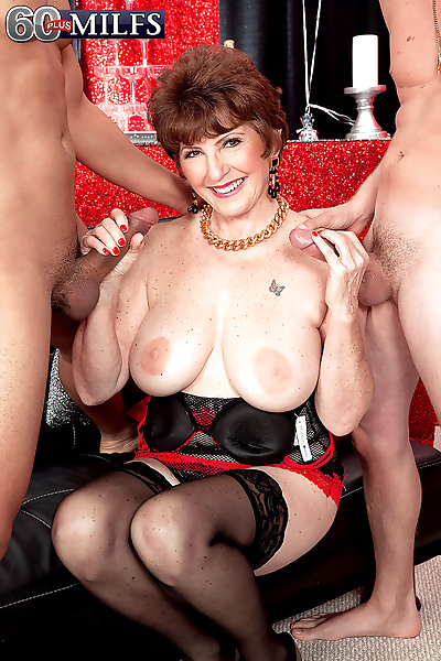 Hot granny Bea Cummins with..