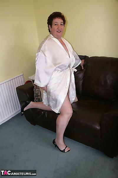 Fat mature lady KinkyCarol..