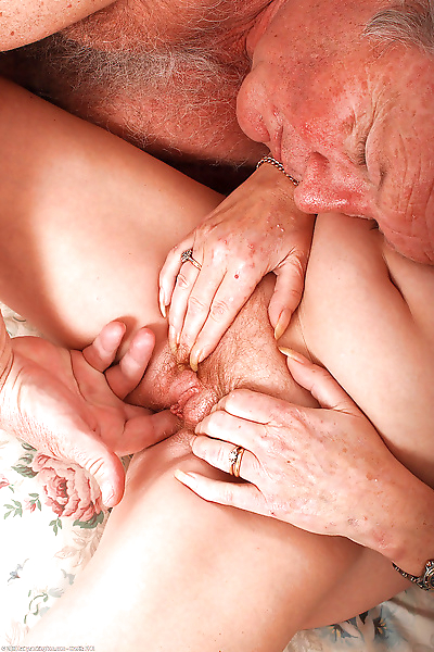 Horny senior citizen..