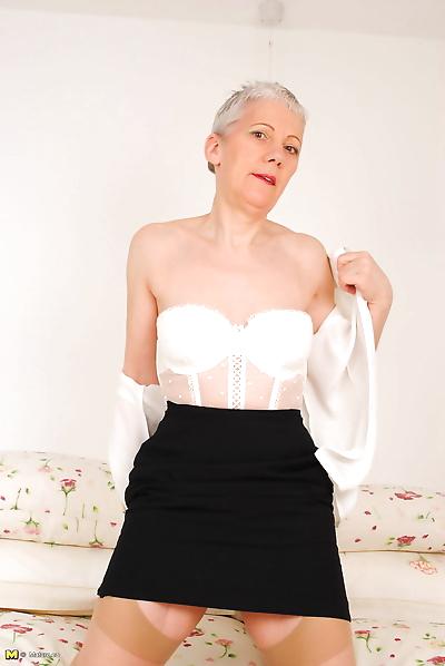Horny granny slut - part 519