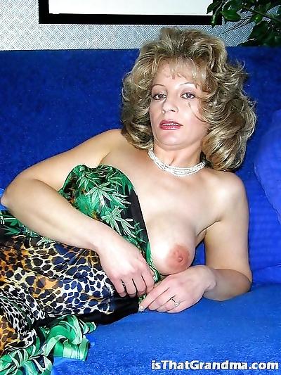 Grandma boobs - part 3440