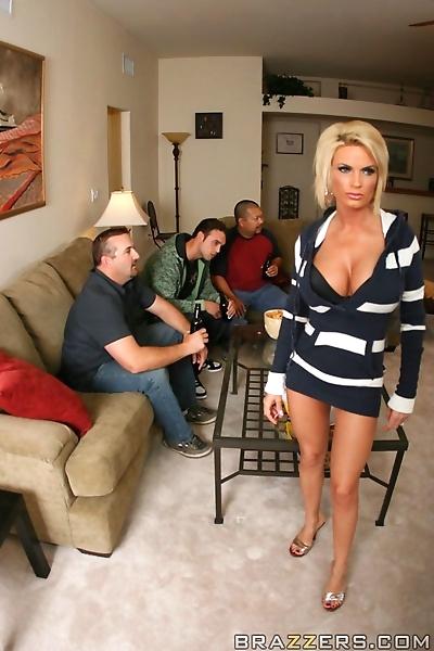Big boobed wife Diamond..