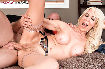 Hot mature mom Erica Lauren..
